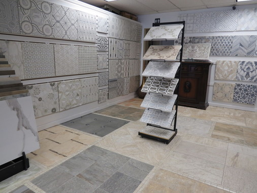DESIGN WITH TILE Home